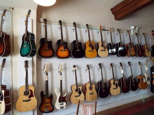 wall-of-guitars