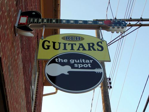 The Guitar Spot Red Lion PA